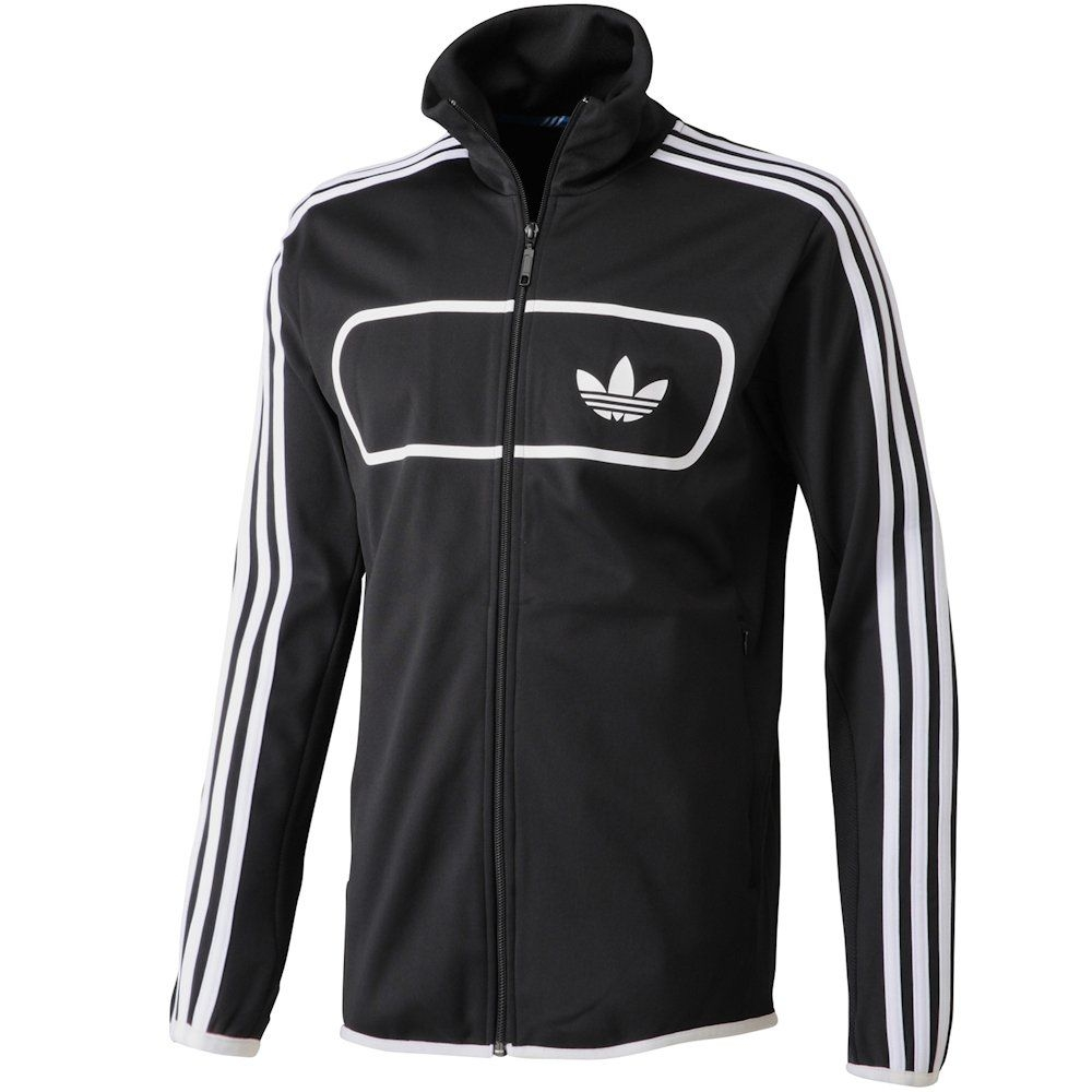 adidas originals street diver herren tracktop jacke. Black Bedroom Furniture Sets. Home Design Ideas