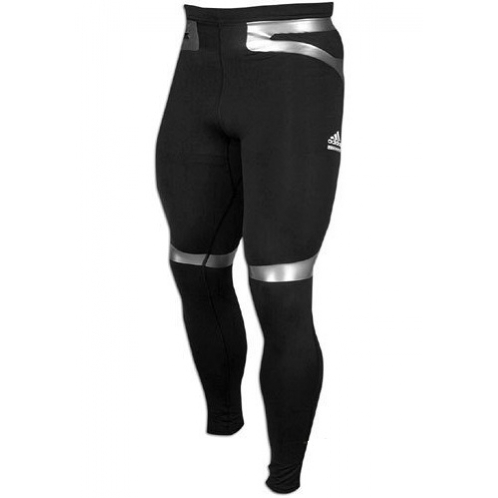 adidas techfit powerweb long tight hose laufhose 44 99. Black Bedroom Furniture Sets. Home Design Ideas