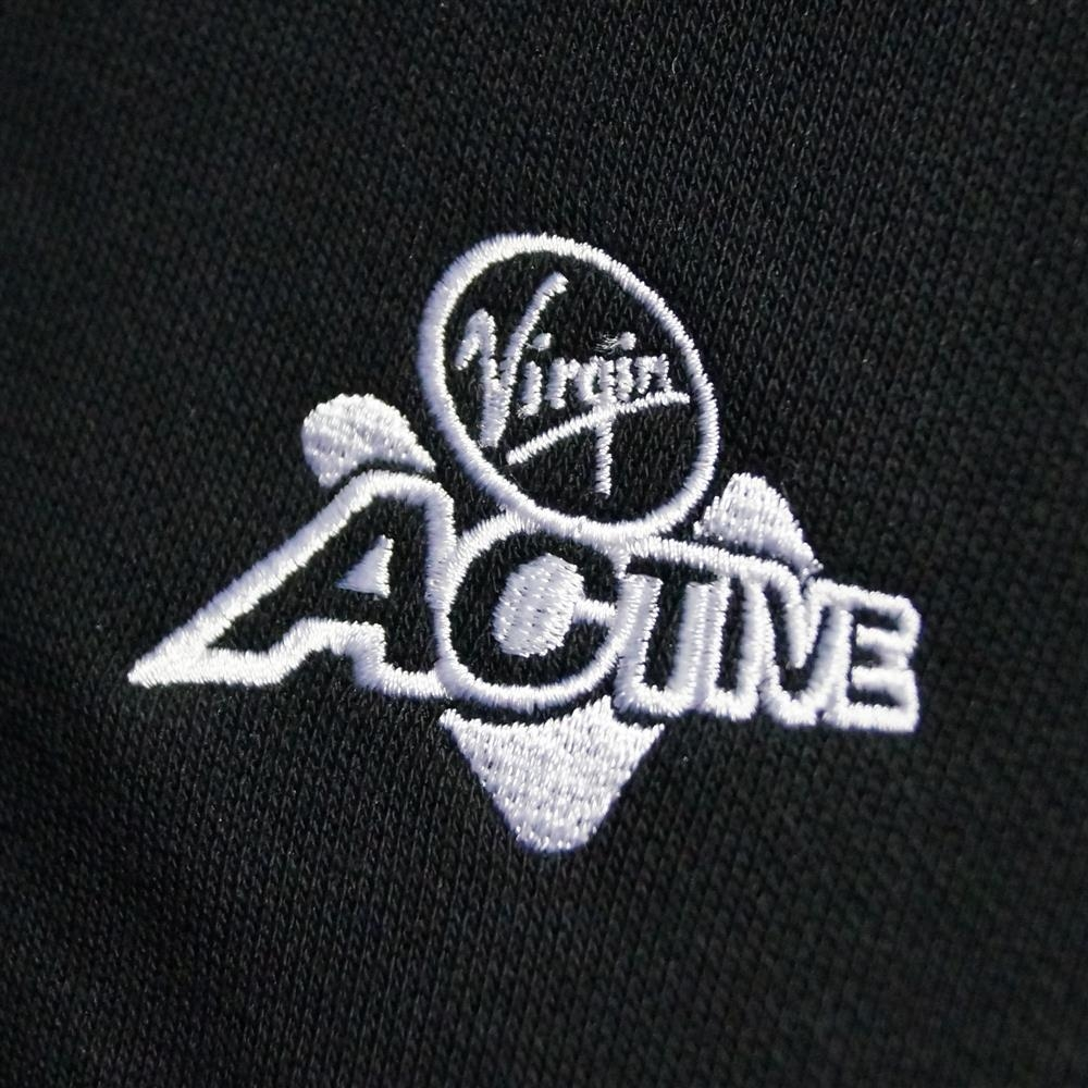puma active virgin damen sweatjacke trainingsjacke sport jacke schwar. Black Bedroom Furniture Sets. Home Design Ideas