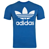 adidas Originals Baby T-Shirt blau Tee Kinder
