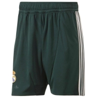 adidas Real Madrid Herren Short 3rd Champions League Hose grün RMCF S