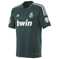 adidas Real Madrid Herren Trikot 3rd Champions League Jersey grün RMCF