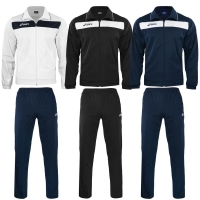 Asics Herren Trainingsanzug Suit Team 2 Jogginganzug