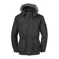 Kempa Winterjacke anthrazit
