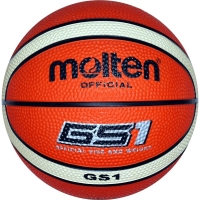 Molten Basketball Miniball Orange Gr. 1