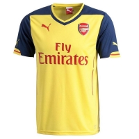 Puma FC Arsenal London Herren Away Trikot gelb
