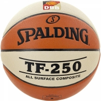 Spalding Basketball Tf250 Dbb Indoor/Outdoor (74-593Z) Gr. 6