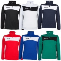 Spalding Evolution Ii 1/4 Zip Top
