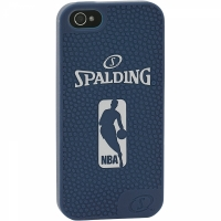 Spalding Soft Case Iphone 5, (67-813Cn) dunkelblau