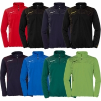 Uhlsport Match 1/4 Zip Top Sweatshirt Fußball...