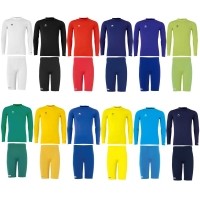 Uhlsport Set Funktionsshirt+Funktionshose