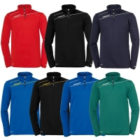 Uhlsport Stream 3.0 1/4 Zip Top Sweatshirt Fußball Pullover