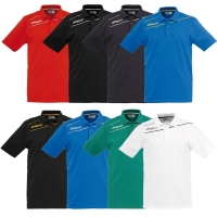 Uhlsport Stream 3.0 Polo Shirt Fußball Trainingsshirt