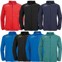 Uhlsport Stream 3.0 Regenjacke Fußball Trainingsjacke