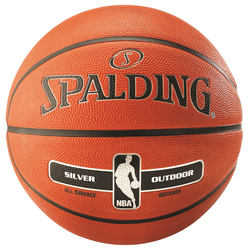 Spalding NBA SILVER OUTDOOR (83-569Z) orange 7