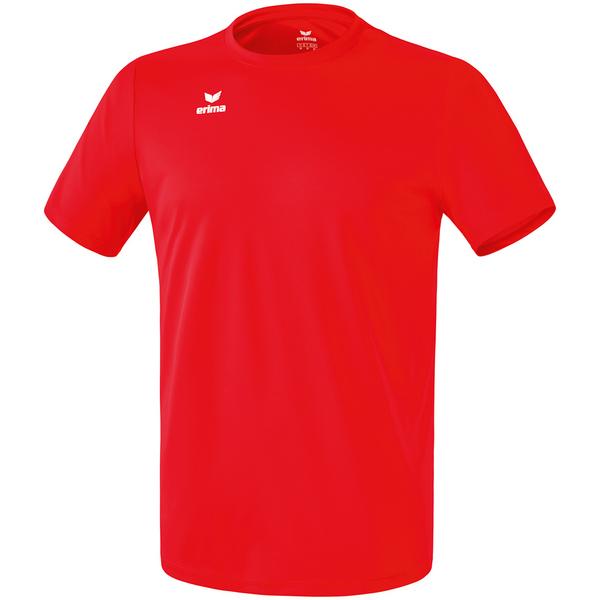Unika Erima Funktions Teamsport T-Shirt Kinder red 116, 8,34 € RW-67