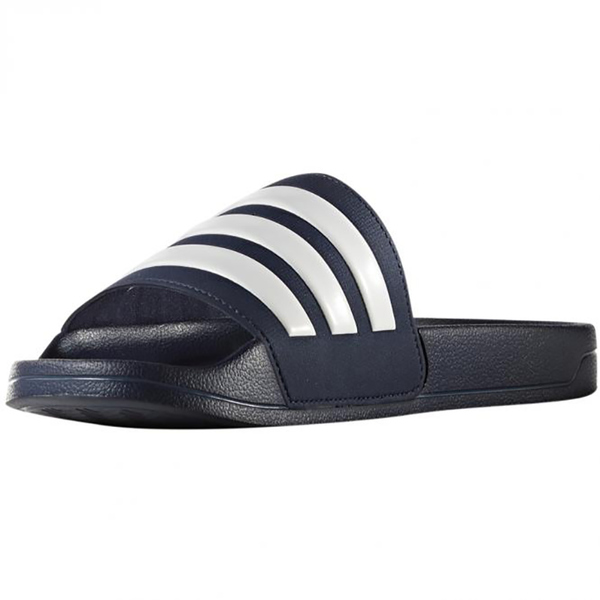 adidas neo Cloudfoam Adilette navy weiß 39 1 3 (UK 6), 16,70 € 726fda5e8e