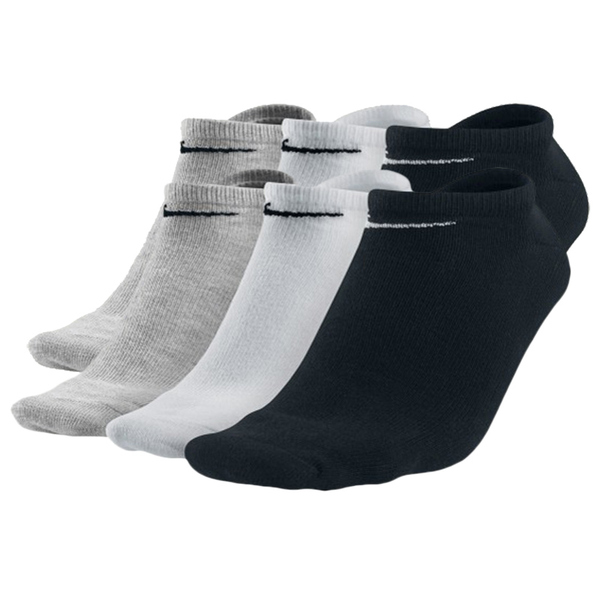new style dd700 46df6 Nike Value No Show Sneakersocken 3er Pack