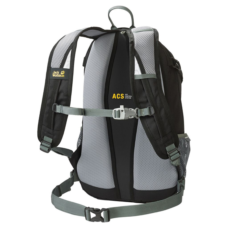 Jack Wolfskin Velocity 12 Cycling Backpack, Ebony 39 €