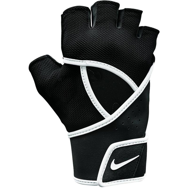 Nike Womens Gym Premium Fitness Handschuhe 010 black/white S