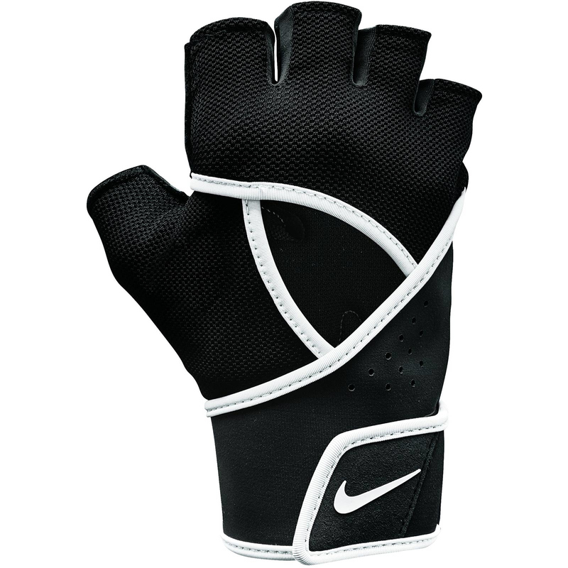 Nike Womens Gym Premium Fitness Handschuhe 010 black/white M
