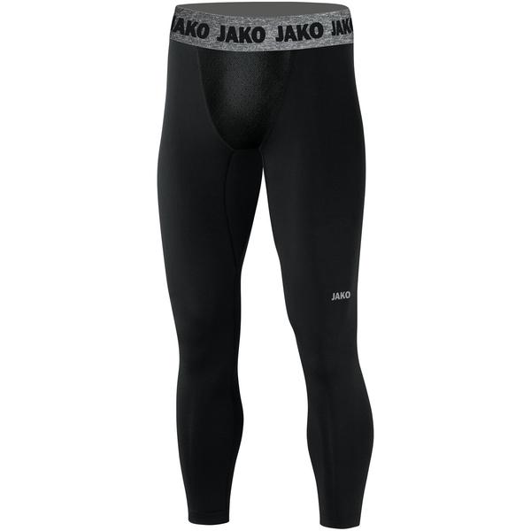 Gr/ö/ße:M JAKO Long Tight Comfort Farbe:schwarz