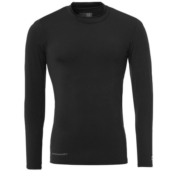 uhlsport Distinction Funktionsshirt langarm schwarz M