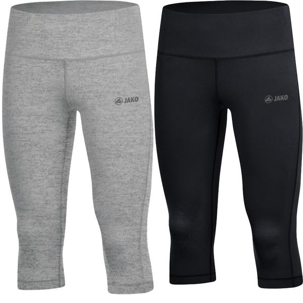 adidas Damen 3//4 Caprihose Eessentials Capri Hose Fitnesshose Grau