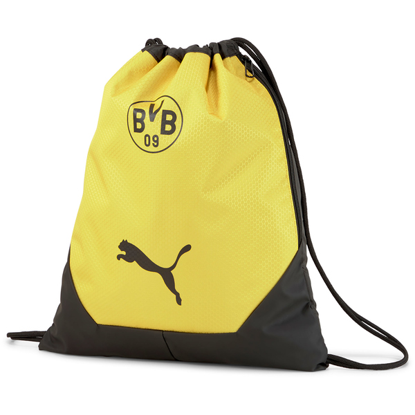 PUMA BVB Borussia Dortmund Final Trainingsbeutel puma black/cyber yellow