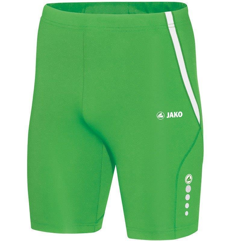 Jako Short Tight Athletico soft green/weiss XXL