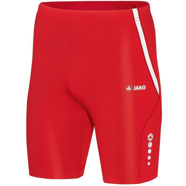 JAKO Shorts Tight Athletico Kinder rot/weiss 128