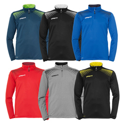 Uhlsport GOAL 1/4 ZIP TOP Kinder